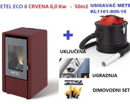 Akcija-METEL-ECO Crvena-i-Usisivac UGRADNJA I DIMOVOD