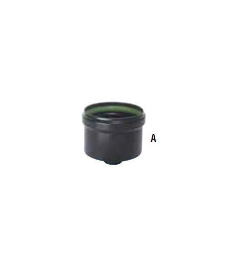 Dimovodna kondenzacijska posuda fi 80mm