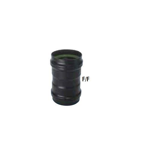 Dimovodna spojnica FxF fi 80mm